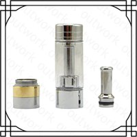 adjusting to glasses - High quality electronic cigarette atomizer K9 four hole to adjust air flow Double heat wire K9 atomizer