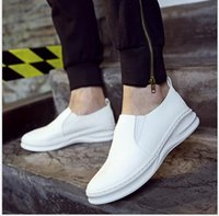 air hard drive - 2016 New Spring leisure men s shoes in British han edition loafers retro air driving shoes single men s leather shoes