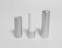 Cheap Plastic aluminum lip Best Screen Printing normal cap fill lip