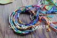 bb lucky - BB Tibetan handmade Lucky Knots amulet bracelet colorfol silk cotton thread best offer