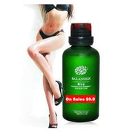 Wholesale Balansilk Women Slimming Massage Oil Girls Body Sculpting Slimming Oil Ladies Cheap Fat Burnner Hot Sale BLS JY ST