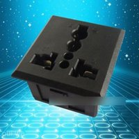 Wholesale Safety Universal EU UK AU US Plug Wall Charger Power Adapter Home Office Socket