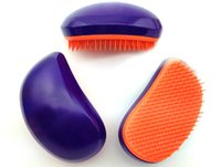 Wholesale Elite Original Tangle Detangling Hair Brush HairBrushes Combs TT Brand by Teezer Assorted Colors DHL