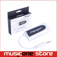 bass guitar iphone - Flanger FC Converter Adapter For Cell Phone IPhone and Android Phone to Guitar Bass Touch Music mu1209