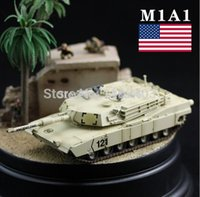 abrams tank model - 1 the classic of the U S A M1A1 Abrams tank model toys collection Military enthusiasts armored car World of tanks