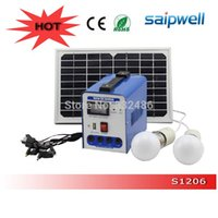 Wholesale 7AH V Solar Generator System Home Solar System
