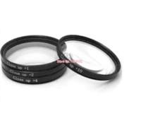 Precio de Cierre conjunto de filtro-4 PC 82m m 82m m Cierre para arriba el kit del filtro de la lente de +1 +2 +4 +10 SLR fijó para la cámara del lympus del nikn sny pentax