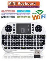 Wholesale Mini Wireless G Fly Air Keyboard Mouse Touchpad Xbox PS3 TV PC
