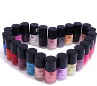 Wholesale New Fashion Korean Environmental Colorful Gel Nail Polish Nail Polish Magnetic