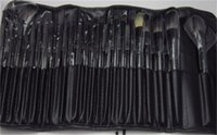 best make up brushes brand - Brand Item Cosmetic Make up Make Up Makeup Brushes Brush Set Black Pouch Bag Best Quality DHL