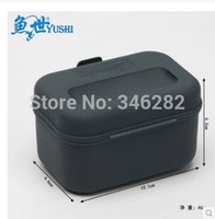 Cheap fishing accessories Insect ventilation earthworms live bait bait box red worm bait box