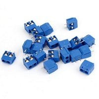 Wholesale High Quality KF301 P mm Terminals Blue Screw Terminal Connector P Electrical Supplies
