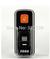 Wholesale Standalone Biometric Fingerprint Access Control with RFID Card With Door Relay Can work as Fingerprint Scanner A5