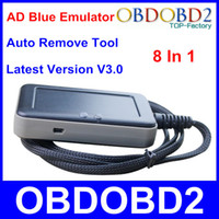 ads trucks - Latest VersionV3 In1 AD Blue Remover Automotive Remove Tool ADblue Emulator Support Brands Truck For Ford With NOX Sensor