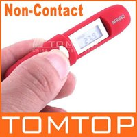 Wholesale Pen Type Non Contact LCD Electronic Infrared Remote Sensing Thermometer freeshipping dropshipping
