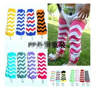Girl colorful socks - Baby Chevron Leg Warmer Baby Leg Warmers infant colorful leg warmer child socks Legging Tights Leg Warmers pairs