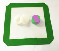Wholesale custom High Quality high temperature resistance non stick silicone baking mat X20cm