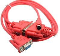 Wholesale NEW SC09 SC RS232 To RS422 Adapter Programming PLC Cable For Mitsubishi MELSEC FX A Series FX0N N N OS S