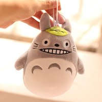 bamboo baby toys - CM new arrived plush Bamboo bag cartoon totoro OutMan plush toys baby toys pillow cloth doll