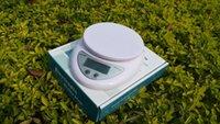 5kg 5000g x 1g digital de cocina pesaje electrónico envío libre Escala de la dieta alimentaria de Balance 200pcs