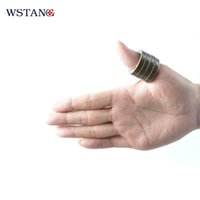 Wholesale WSTANG Portable outdoor new ring adornment self defense self defense tool Free transportation