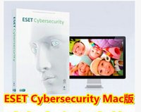 Wholesale ESET Cybersecurity for MAC version of Apple Computer antivirus software license for two years