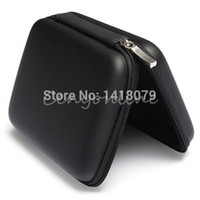Classic Black dur Carry Case Housse pour 2.5 USB HDD WD External Hard Disk Drive Protector Protéger Boitier Sac