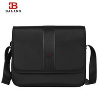 Wholesale BALANG balang Oxford cloth men s business casual single shoulder bag black BLT01