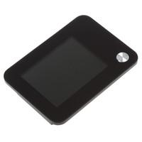 3pcs 3,5 pouces noir Moniteur LCD HD Digital TFT porte Judas Viewer Auto-Photo-Accrochage / vidéo recodage ACA_546