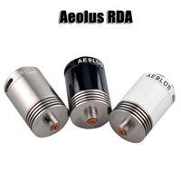 metal o rings - Aeolus RDA Rebuildable Dripping Atomizer Adjustable Vertical Airflow tank with Viton O Rings VS Petri Freakshow RDA atomizer