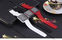led led message - U8 Smart watch Wrist Watch Phone Mate Bluetooth U8 For IOS Android iPhone Samsung LG HTC quot LED U8 Pro Bluetooth Watch Touch Screen SB U8