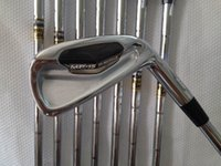 golf iron set - golf clubs MP irons set P with dynamic gold steel R300 shaft MP15 golf irons top quality