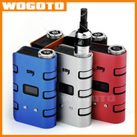 SMY Dios Box 180 Mod vaporizador personal Pen 180W E Cigarette 180S Mod voltaje variable Potencia variable Dios 180 Watt 100% original Wogoto