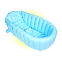 Wholesale Baby Inflatable Bath Tub Seat Mommy s Helper Safe Comfortable NEW welcome to choose product in our store
