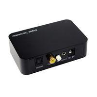 2-person analog input - Wireless Digital Transmitter Digital Optical Input Analog Audio Input A2DP IOPT Digital Transmitter TS BTDF01 D5500A