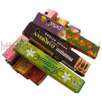 aroma incense stick - 120pcs mix type Indian incense stick Incense Aromatherapy Fragrance Fresh Air perfumes aromaterapia sachet aroma