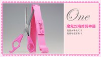 Wholesale 1000pcs Hair Clip Professional Trimming Bangs Premium Haircutting Tools Pack Guide Layers Bangs Cut Kit Hair Clip