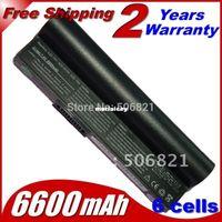 eee pc 4g - High quality HOT Laptop Battery OA001B1000 A23 P701 A22 P22 A22 P701 For Asus Eee PC G Surf G G Surf G