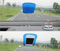 White car mat - New pc Car Magic Grip Sticky Pad Anti Slide Dash Cell Phone Holder Non Slip Mat Clea