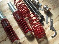 Wholesale SHOCK ABSORBER COILOVER KIT FOR MK4 LOWERING SPRINGS