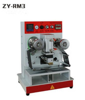 automatic hot stamping machine - ZY RM3 Automatic Stamping Machine leather LOGO Creasing machine LOGO stamper Hot words machine