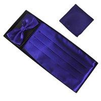 Wholesale Fashion men s waist seal korean men waist seal waist wedding banquet silver cummerbunds colors