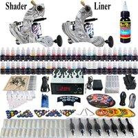 Cheap VS-TI301-5 Complete Tattoo Kit Best 30ml/bottle  tattoo machine