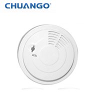 home security equipment - 315mhz original chuango Wireless Security Equipment Fire Smoke Detector for Chuango home Alarm System SMK for A11 B11 G5