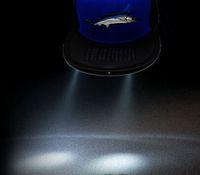 fishing hat - Latest Solar LED Lights Cap Free charging Free hand LED Light Hat Hiking cap Camping cap fishing hat baseball cap