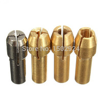 Wholesale Brass Collets for Dremel Rotary Tool Chuck mm mm mm mm Fits Dremel Rotary Tools