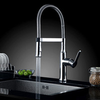 Wholesale BAKALA Brass torneira cozinha kitchen faucets hot and cold water chrome basin sink square cozinha taps mixers BR