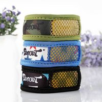 Wholesale Multifunction Mosquito Repellent Bracelet Mosquito Free Bangle Ring Handstrap Safe Wrist Belt