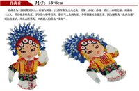 Wholesale Chinese wind characteristics Creative Crafts Refrigerator magnet