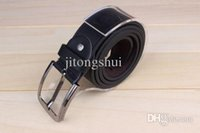 belt bucle - Brand New Faux Leather Belt for Men Women Designer Unisex Bucle Casual Waist Belt Men Drop Shipping